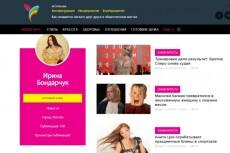 Напишу новостную статью о звездах (интервью, эксклюзив) 3 - kwork.ru