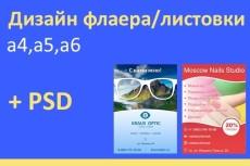 Оформлю группу в FaceBook 10 - kwork.ru