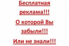 Консультации по рекламе 21 - kwork.ru