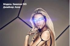 Раскрашу вашу ч/б фотографию 11 - kwork.ru