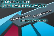 Рерайтинг. Свежий взгляд на ваш исходник 11 - kwork.ru