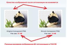 Оптимизирую ваши изображения для вашего сайта 100 шт 8 - kwork.ru