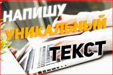 Копирайтер. Напишу уникальную статью без ошибок 2 - kwork.ru