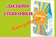 Дизайн афиши 21 - kwork.ru