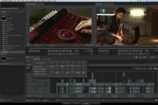 Монтаж, нарезка, склейка, наложение звука на видео 20 - kwork.ru