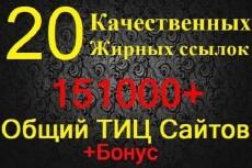 Крауд ссылки - ручное размещение 8 ссылок на медицинских форумах 30 - kwork.ru