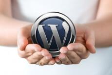 Наполнение сайта на wordpress 9 - kwork.ru