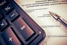 Составление декларации ЕНВД 24 - kwork.ru