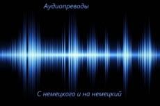 Перевод с немецкого на русский и с русского на немецкий 25 - kwork.ru