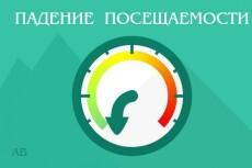 Анализ, проработка вашего сайта. Консультация, корректировка 26 - kwork.ru