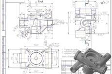 Сделаю модель в solidworks или NX, Компас 3D 37 - kwork.ru