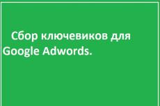 соберу ключевики для Яндекс Директ 3 - kwork.ru