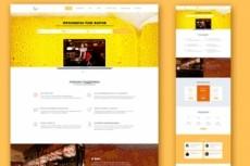 Сделаю отличный дизайн-макет для сайта с использованием Figma 6 - kwork.ru