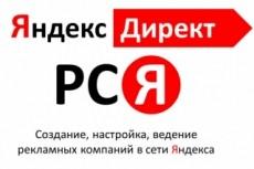 Подготовлю к запуску рекламную кампанию на РСЯ 23 - kwork.ru