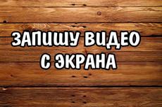 Запишу видеоинструкцию по вашему сайту - сервису 15 - kwork.ru