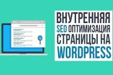 Оптимизирую 1 страницу не вошедшую в ТОП. Вылет в ТОП+3 жирные ссылки 17 - kwork.ru