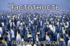 настройка Robots.txt + Sitemap.xml 5 - kwork.ru