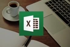 Шаблон финансовой модели Бизнес - плана от Эксперта в Excel 10 - kwork.ru
