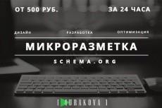 сверстаю Ваш psd-макет 4 - kwork.ru