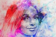 Обработаю Ваше фото в стиле поп-арт и ваш вариант на выбор 3 - kwork.ru