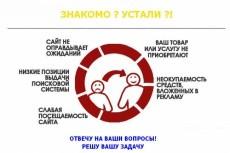 Консультация по поисковому продвижению 2 - kwork.ru