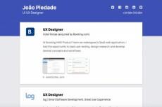 Landing page, flat дизайн 2 - kwork.ru