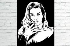 Нарисую графический портрет вашего питомца 41 - kwork.ru