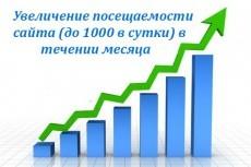 Регистрация вашего сайта в каталогах 6 - kwork.ru
