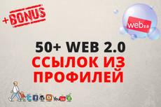 Напишу и размещу уникальную статью со ссылками 26 - kwork.ru