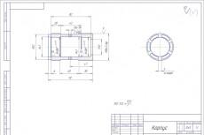Чертежи и 3D-модели в Компас 3D 56 - kwork.ru