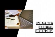 Напишу сочинение или эссе на любую тематику 3 - kwork.ru