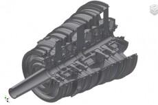 3D модель 45 - kwork.ru