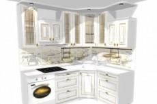 Сделаю проект мебели (3D) 52 - kwork.ru