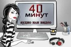 Выполню транскрибацию (расшифровку) аудио/видео 15 - kwork.ru