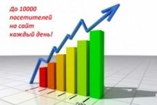 База из 1700 трастовых сайтов, громадный ТИЦ, супер предложение 15 - kwork.ru