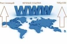 Безанкорные мощные вечные трастовые ссылки - 15 штук 4 - kwork.ru