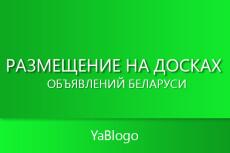 Объявление на строительных ресурсах ТИЦ 3 - kwork.ru