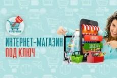 Интернет-магазин под ключ 18 - kwork.ru