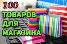 Наполню Ваш интернет-магазин товарами, 60 шт 11 - kwork.ru