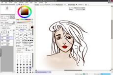 Дизайн иллюстрации с фотографии в жанре аниме 19 - kwork.ru
