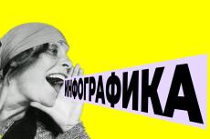 Создам уникальную инфографику 24 - kwork.ru