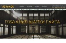 нарисую дизайн сайта или лейдинга 17 - kwork.ru