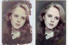 нарисую портрет карандашом 14 - kwork.ru