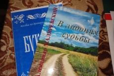 Напечатаю текст в формате Word 20 - kwork.ru