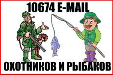 3384 E-MAIL любителей кальянной тематики 18 - kwork.ru