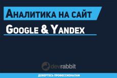 Установлю и настрою Google Analytics и Google Tag Manager 5 - kwork.ru