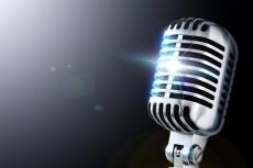 Озвучу текст для видеоролика, рекламы, презентации 8 - kwork.ru