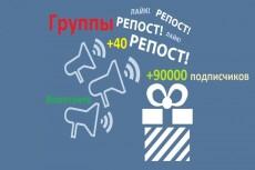 Иллюстрация к вашей рекламной кампании + пост 24 часа ВК 13 - kwork.ru