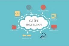 Сделаю сайт под ключ 10 - kwork.ru