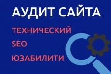 Профессиональный SEO аудит вашего сайта 19 - kwork.ru